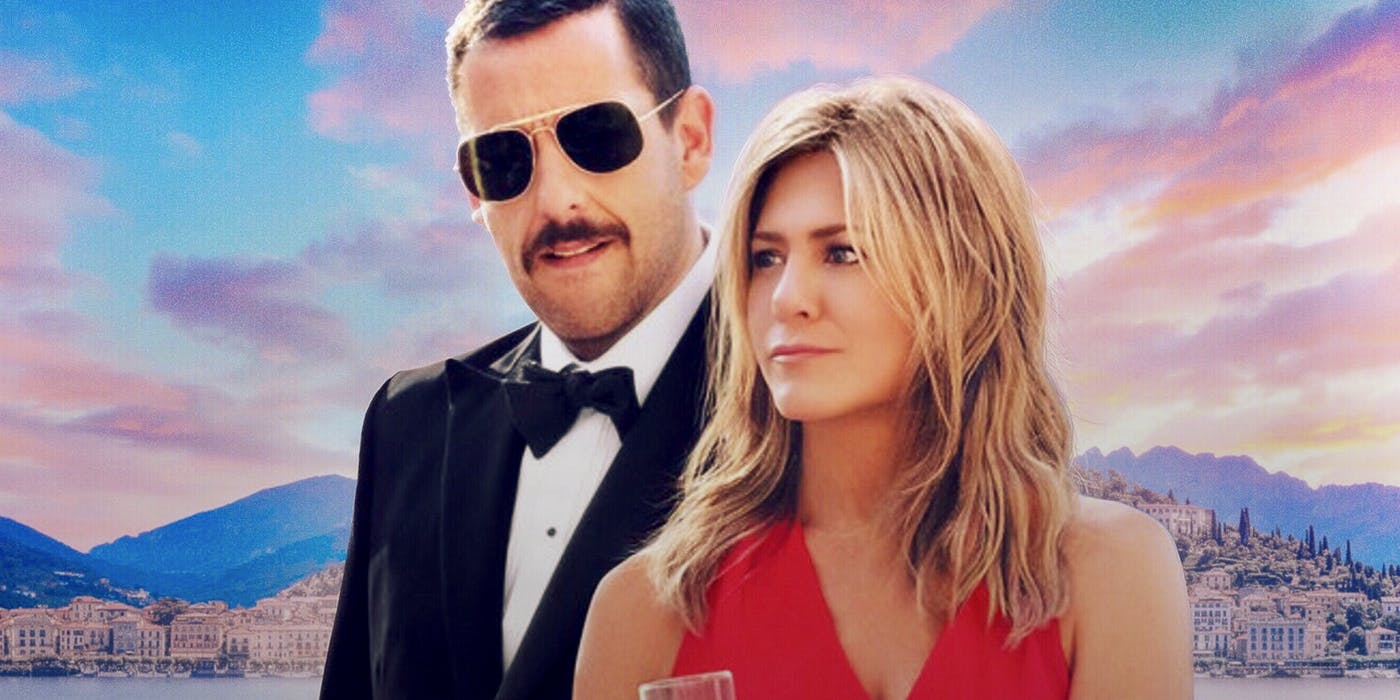 Murder Mystery: Adam Sandler and Jennifer Aniston comedy