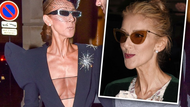 Celine Dion leaves fans in shock with her pics from Paris ...